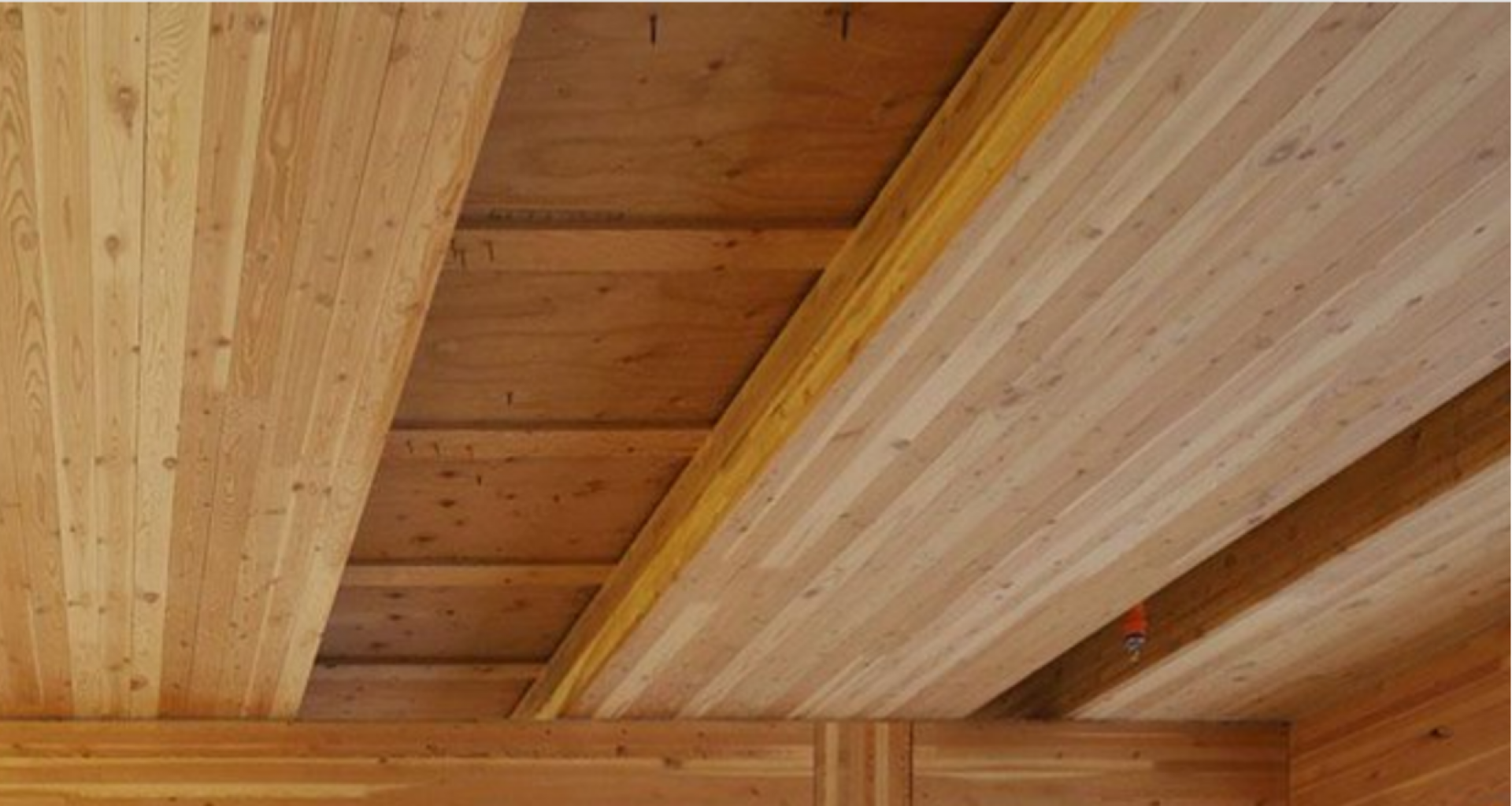 CLT UNDER TIMBER STRUCTURES