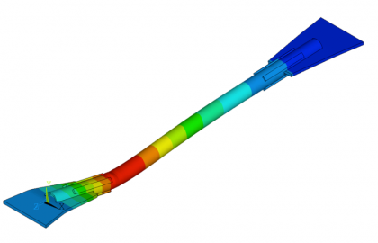 Detailed Finite Element Analysis of Structures and Components